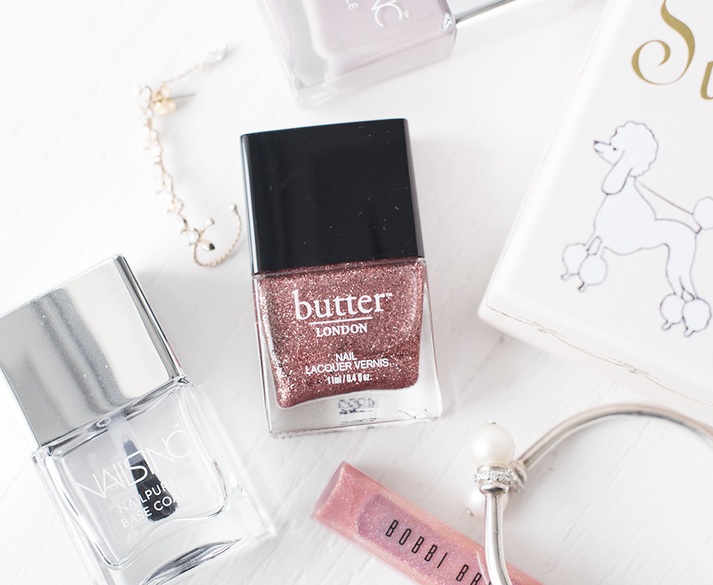 The Only Rose Gold Nail Polish You Will Ever Need - The Skinny Scout