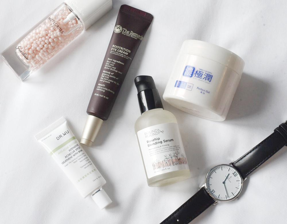 Night Beauty Ritual - Skincare