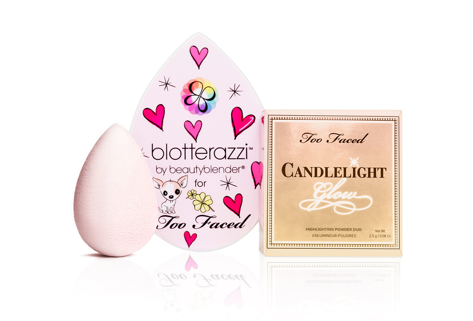 BeautyBlender Too Faced Collection