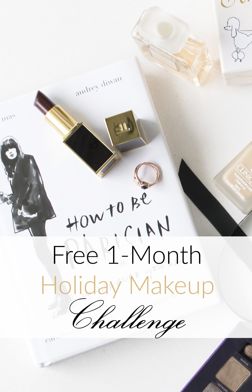 1-Month Holiday Makeup Challenge on The Skinny Scout
