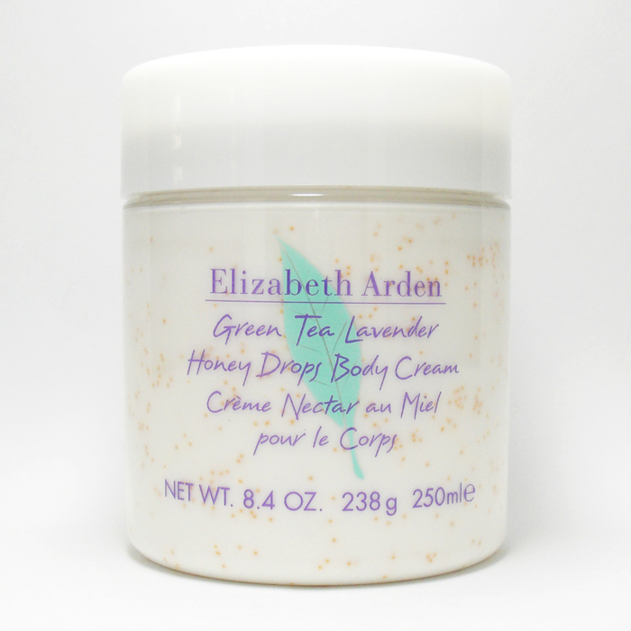 faa92485871c Review: Elizabeth Arden's Green Tea Lavender Honey Drops Body Cream ...