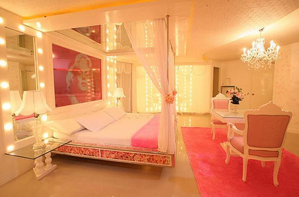 pink princess room - Princess Room