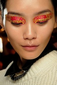 Dior Eye Makeup Model Roxanne Says