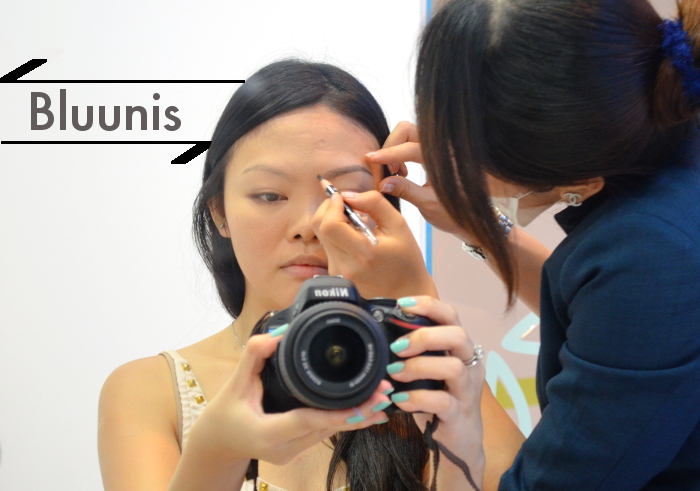 Eyebrow embroidery at Bluunis review