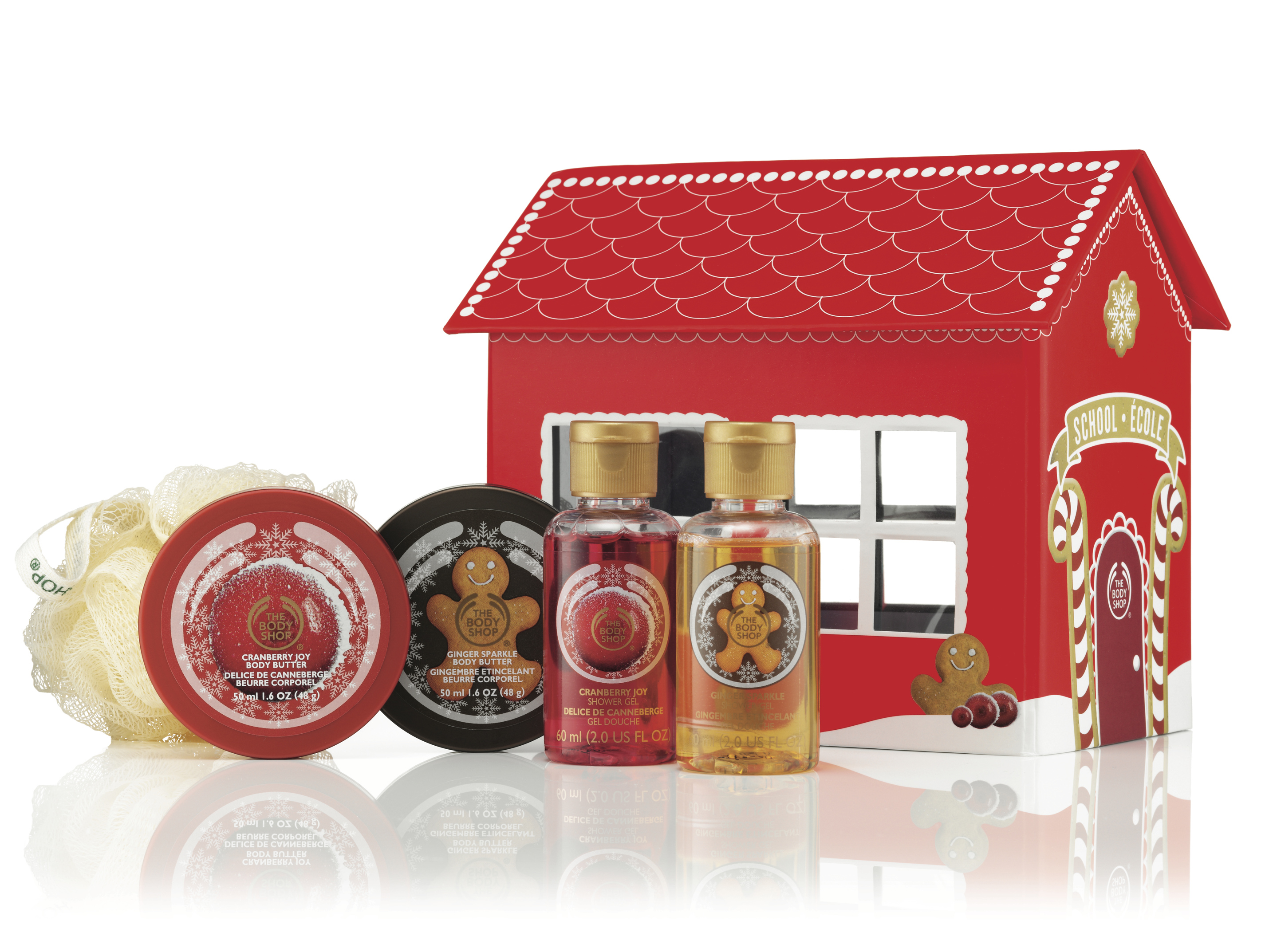 The Body Shop Holiday 2013 Collection