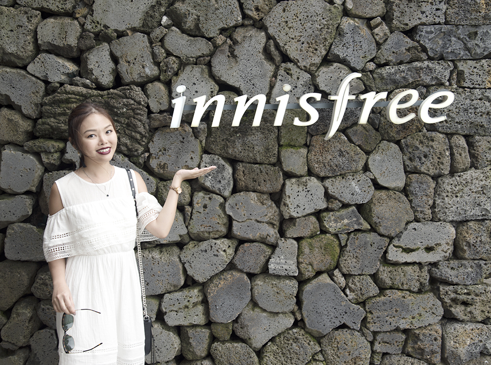 Innisfree Jeju House Green Tea Museum