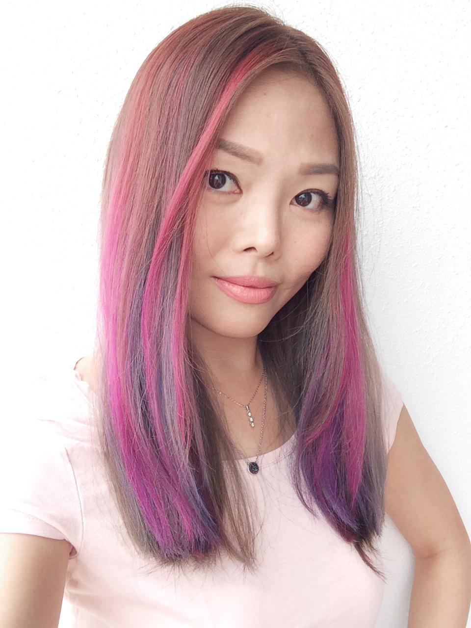 Purple Hair Inspiration