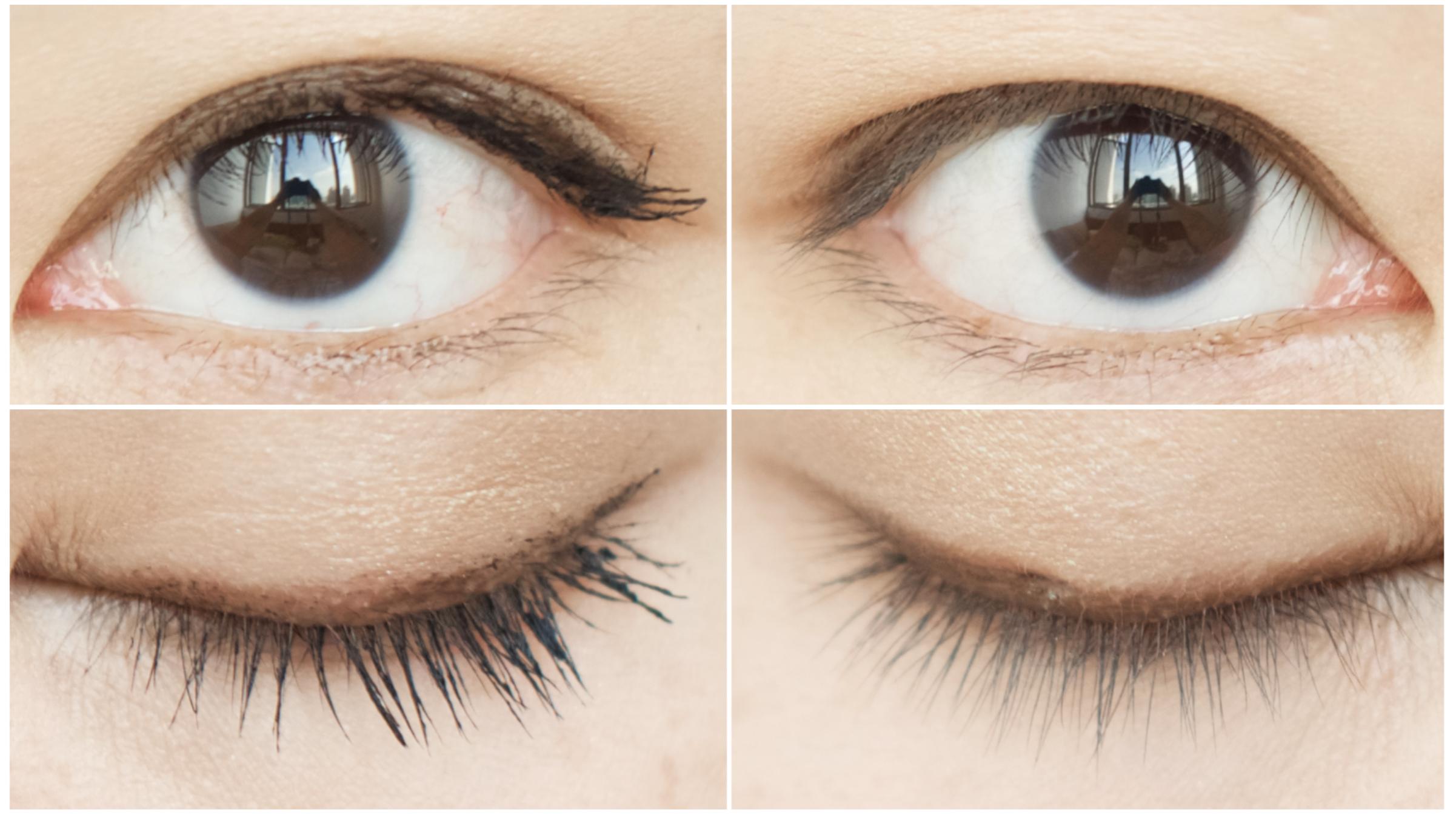 10 Drugstore Mascaras on Asian Lashes
