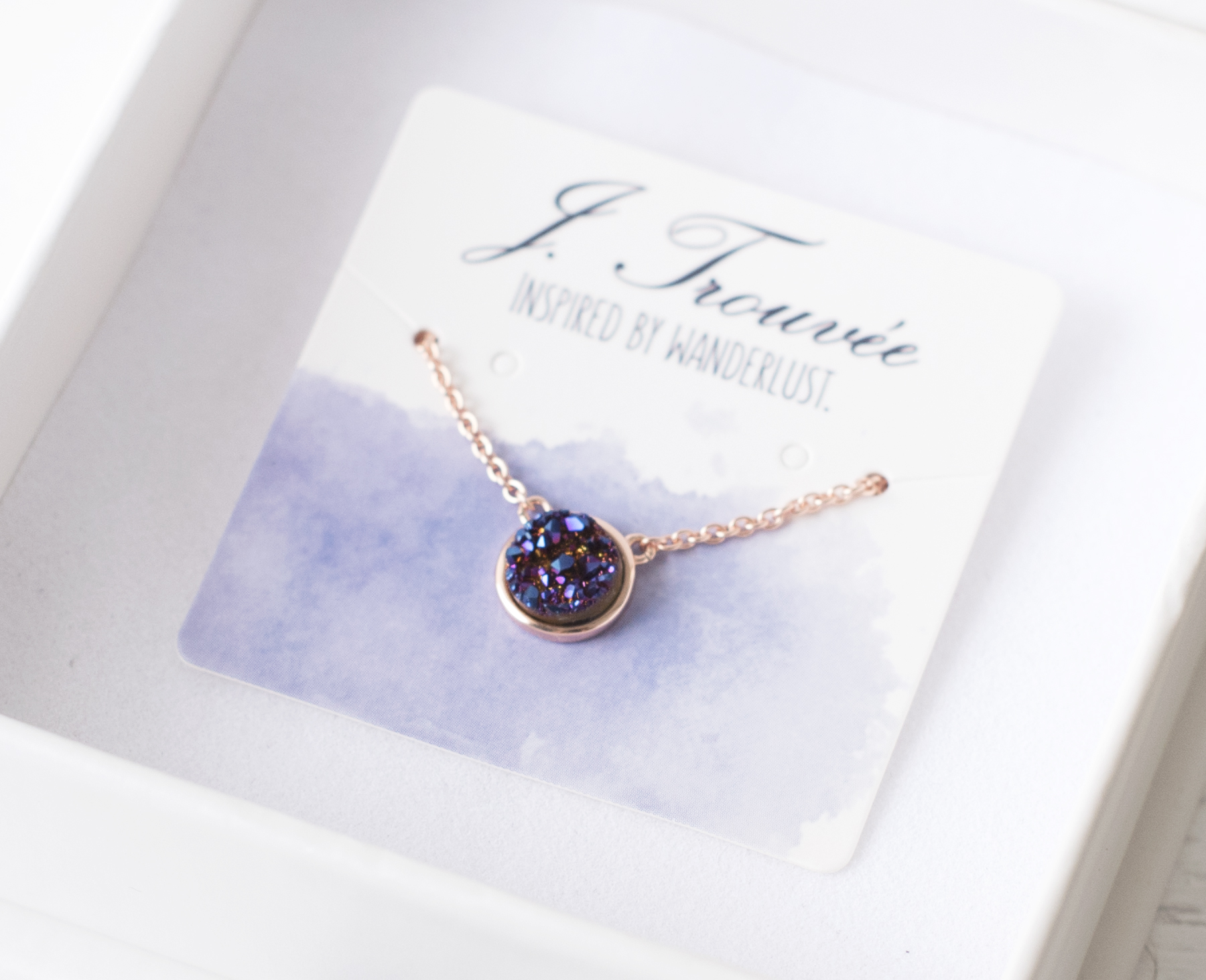 Trouvee.co Gemstone Jewellery