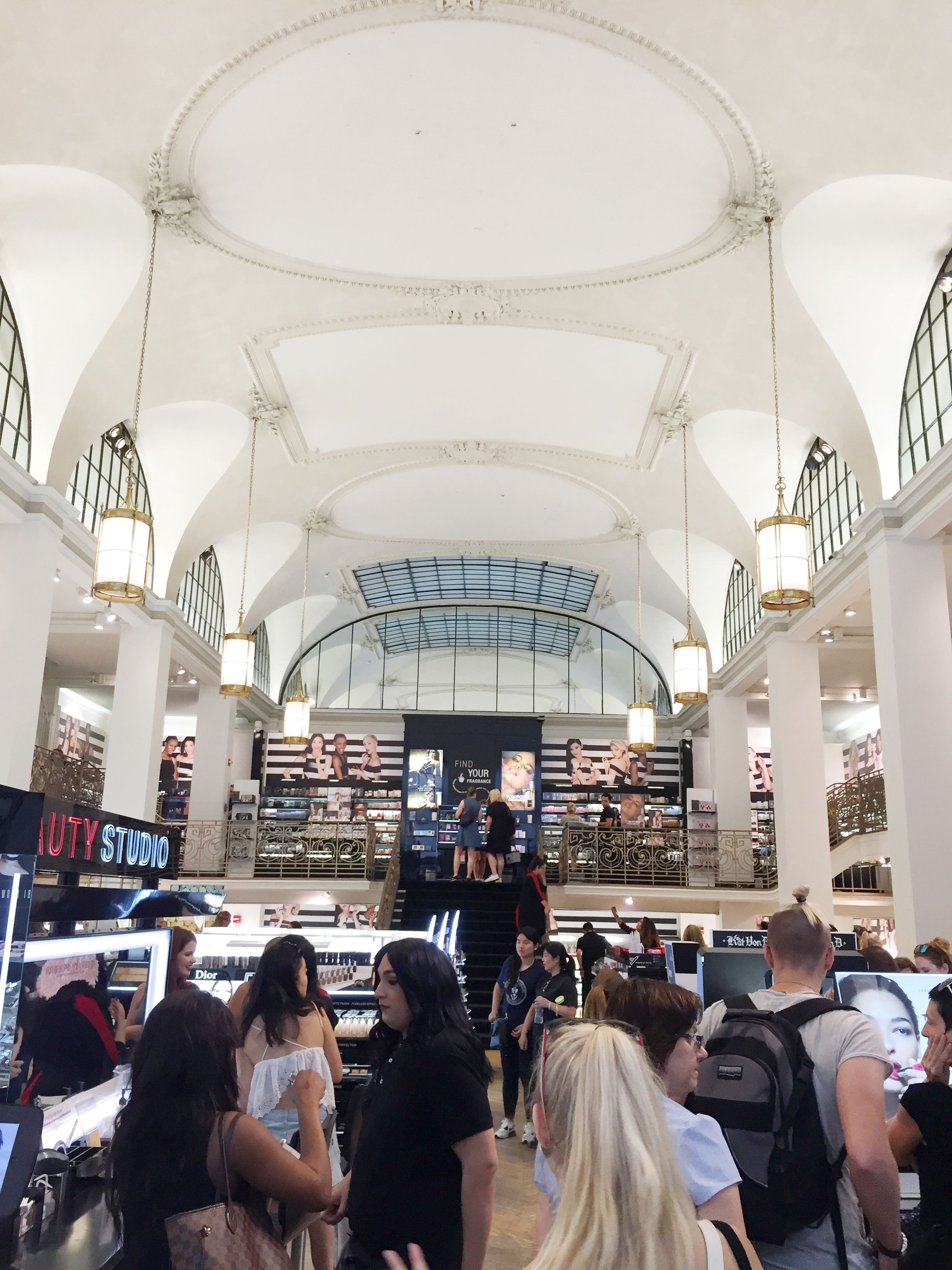 The Best Places to Shop at in New York City - Sephora 5th Avenue