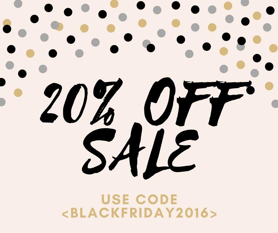 Trouvee.Co Black Friday Sales 2016