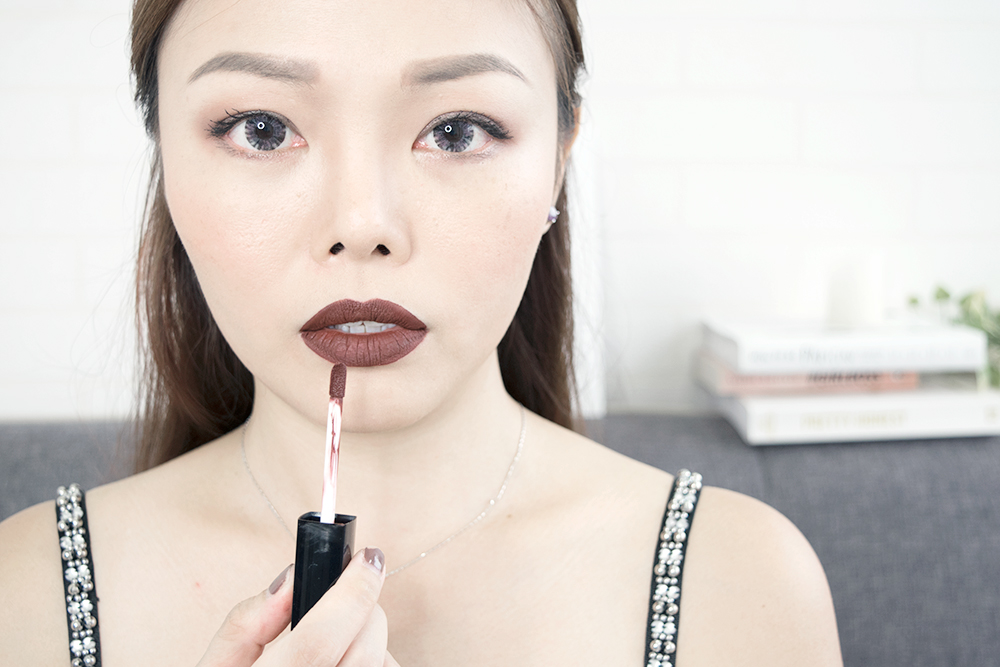 Inglot HD Lip Tint Matte in Shade 18