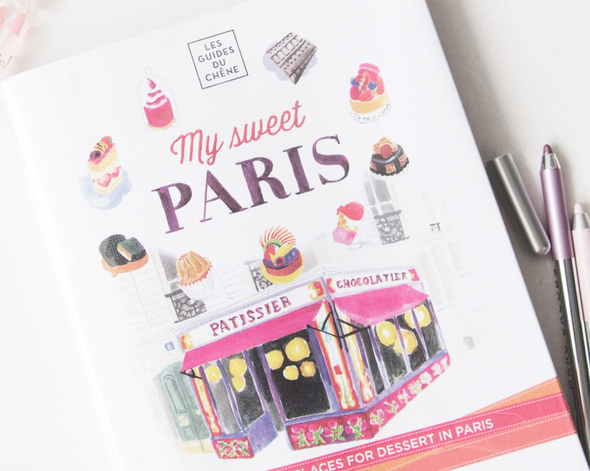 My Sweet Paris by Caroline Mignot