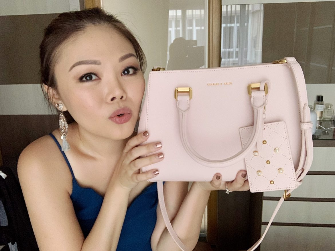 Charles & Keith Bag Unboxing