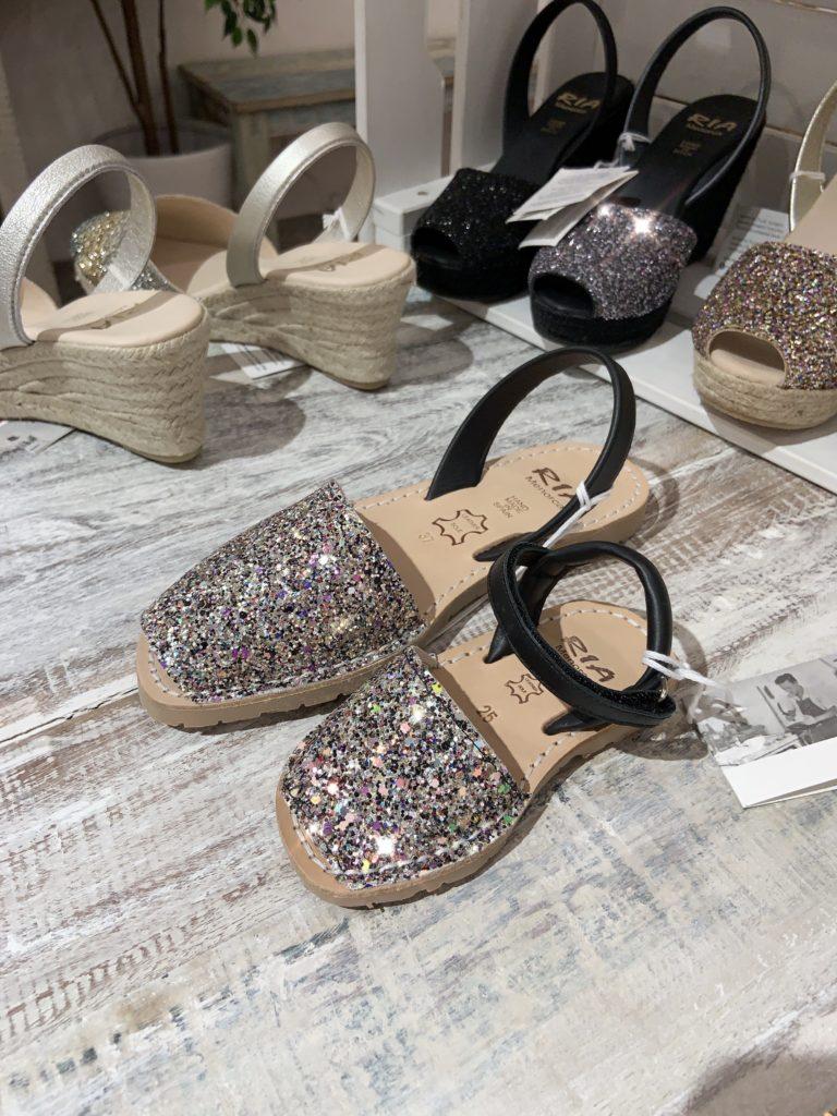 Ria Menorca mother-Daughter sandals
