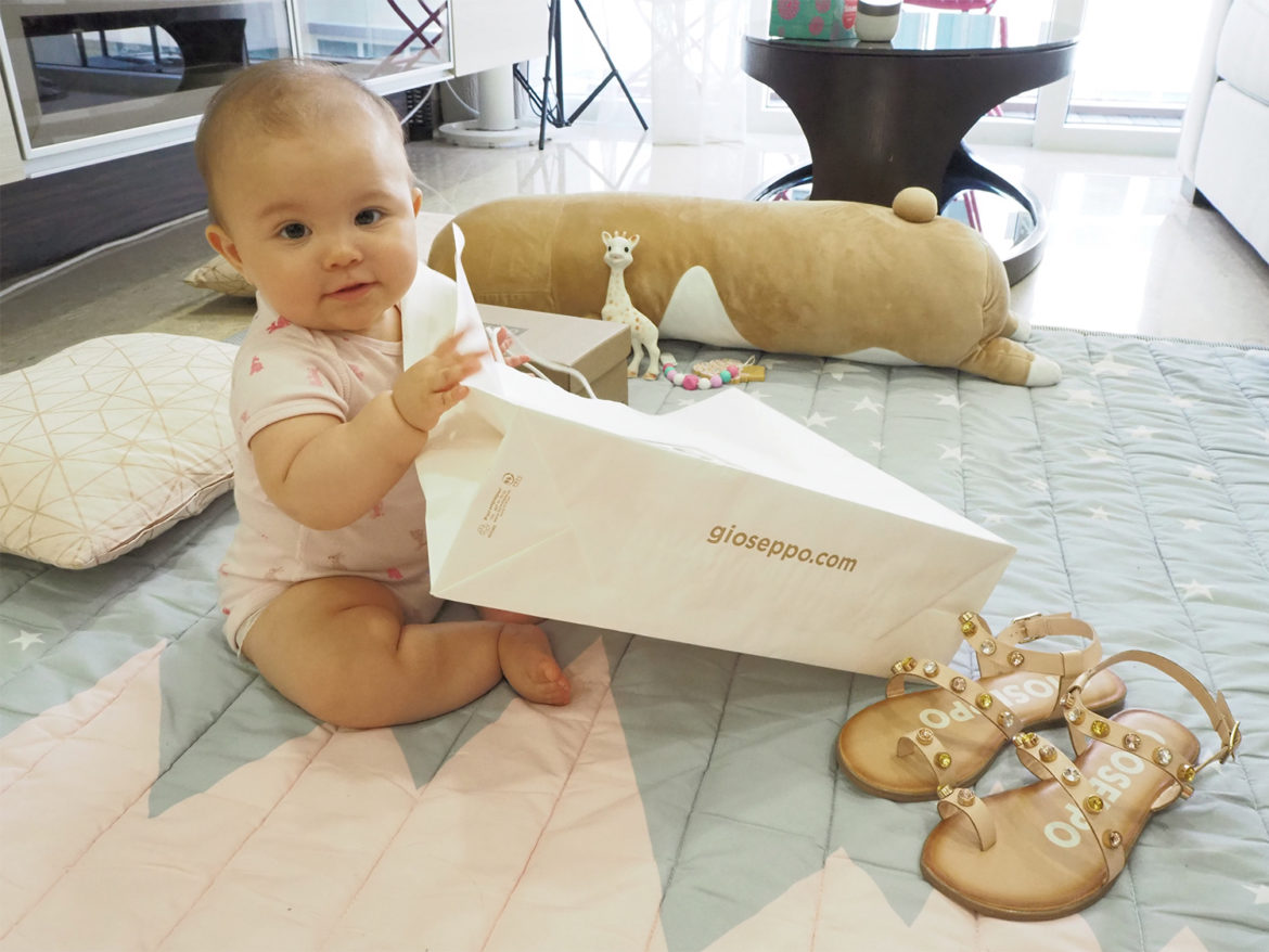 Gioseppo Leather Sandals Unboxing