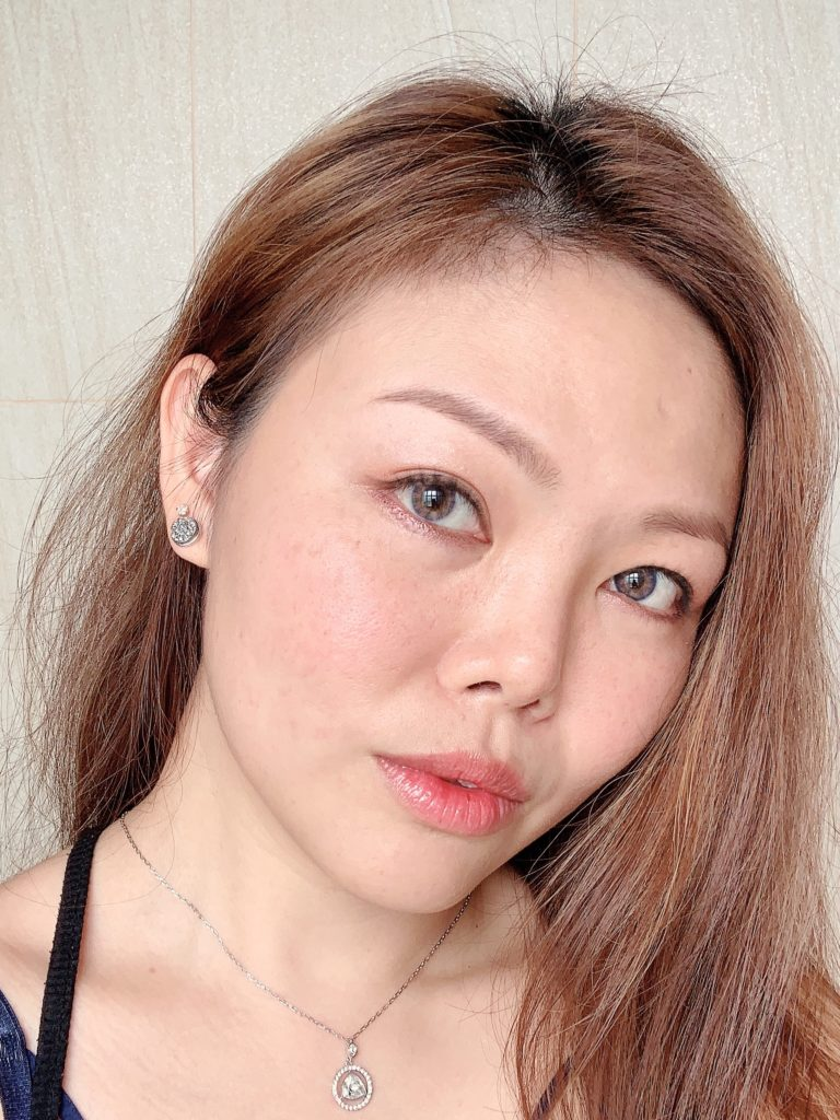 korean makeup look with 3ce up close via Roxanne Says