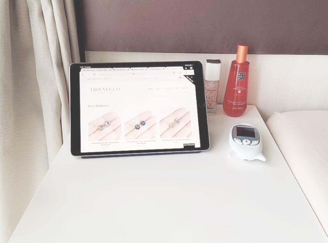 Marie Kondo Ing My Makeup Drawer