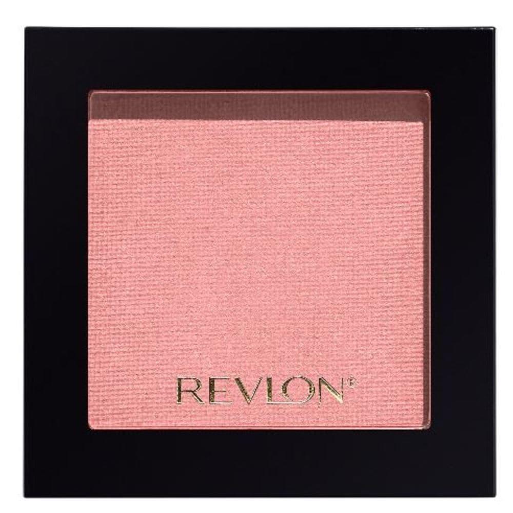 Soft Girl Makeup with Revlon Blush