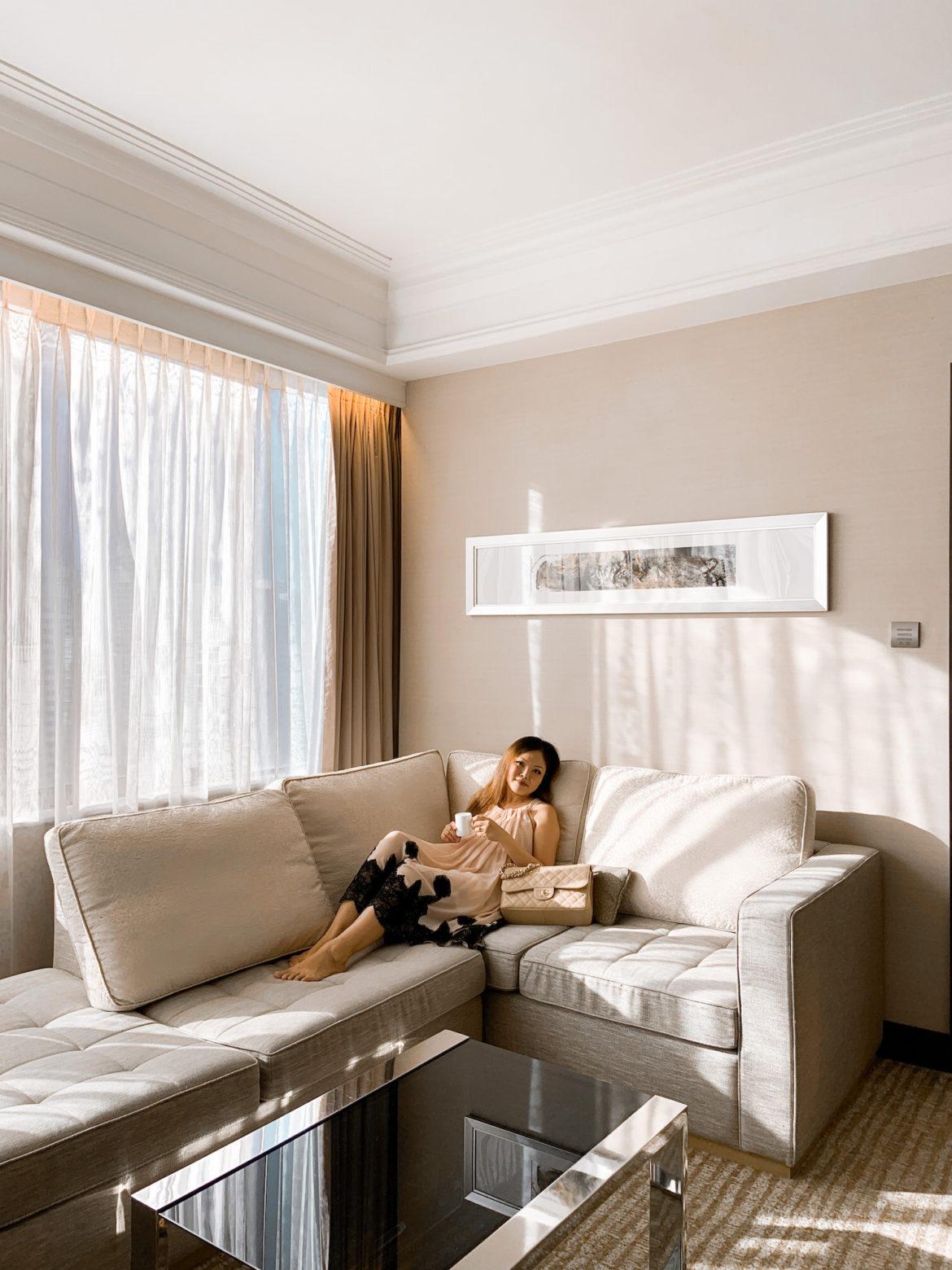 Marriott Tangs Singapore via Roxanne Says Blog