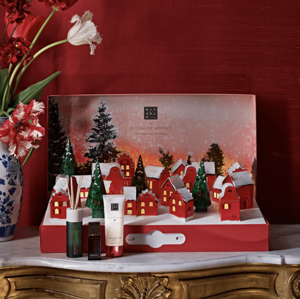 THE RITUAL OF ADVENT Advent Deluxe Detailsnull 3D Advent Calendar 2020