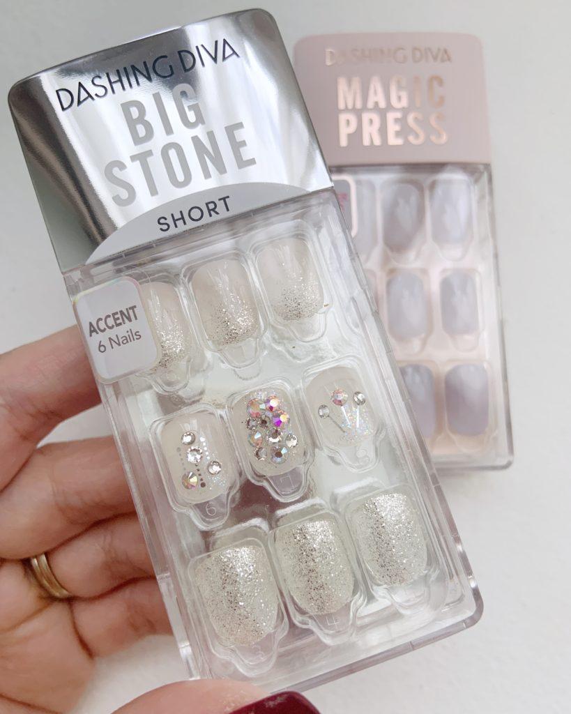 Dashing Diva Magic Press Review Big Stone
